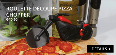 Pizzaschneider Chopper