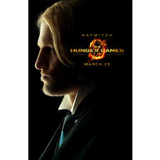 Affiche The Hunger Games :