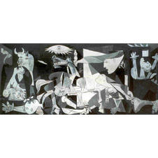 Reproduction Guernica