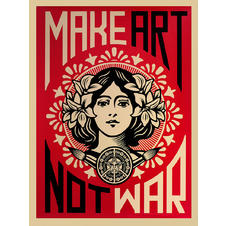 Reproduction Shepard Fairey