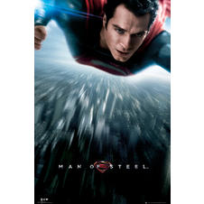 Poster Superman Man of Steel