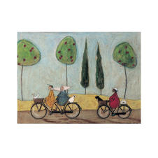 Poster A Nice Day For It, Sam Toft