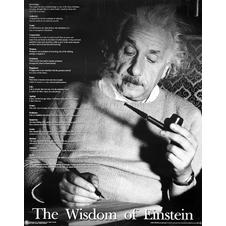 Poster citations Albert Einstein