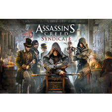 Poster Assassin's Creed Syndicate