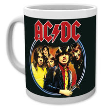 "Tasse AC/DC ""Highway to Hell"""