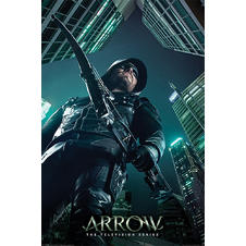 Poster Arrow Green Arrow -