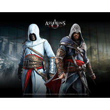 Wall Scroll Assassin's Creed -