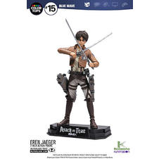 Figurine d'action Attack on Titan -