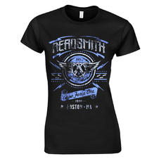 T-Shirt Girlie Aerosmith -