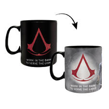 Tasse thermosensible Assassin's Creed -