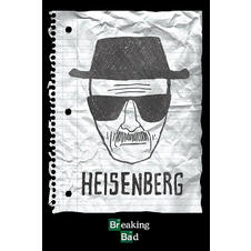 Poster Breaking Bad Heisenberg
