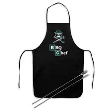 Ensemble pour barbecue Breaking Bad BBQ Chef