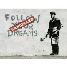 Reproduction Banksy