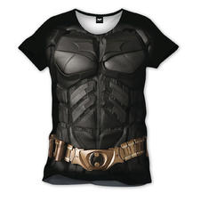 T-shirt Batman Costume de Batman