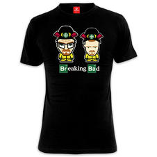 "T-Shirt Breaking Bad ""Duo Comique """