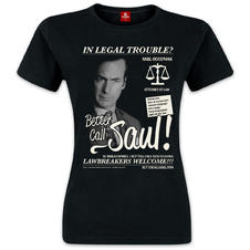 T-Shirt Girlie, Better Call Saul
