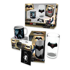 "Coffret cadeau ""Batman vs Superman"""