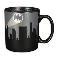 Tasse thermosensible Batman
