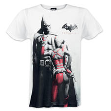 T-Shirt Batman Arkham City -