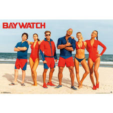Poster Baywatch -