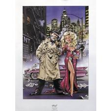COMIC COUPLE, Poster, Affiche