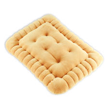 Coussin Biscuit au beurre