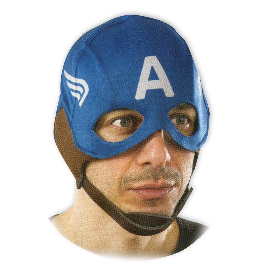 Masque captain america r tro en vente sur close up - Masque de captain america ...