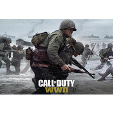 Poster Call of Duty WWII -