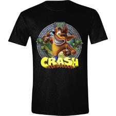 T-Shirt Crash Bandicoot -