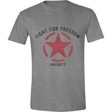 T-Shirt Call of Duty WW II -
