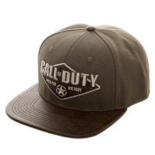 Casquette Snapback Call of Duty WW II -