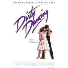 DIRTY DANCING, Poster, Affiche