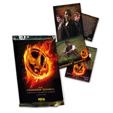 Cartes à collectionner The Hunger Games