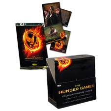 Cartes à collectionner Hunger Games