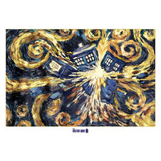 Poster Doctor Who XXL