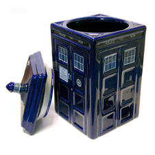 Boite à biscuits Doctor Who Tardis