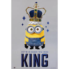 "Poster Minions ""It's goog to be"