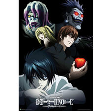 "Poster ""Death Note"""