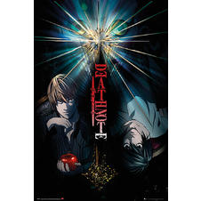 "Poster Death Note ""Duo"""