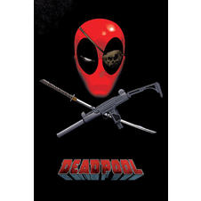 Poster Marvel Comics Deadpool