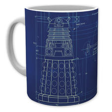 "Tasse Doctor Who ""Dalek"""