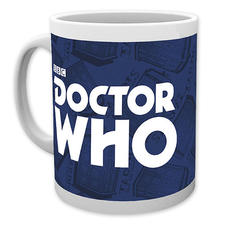 "Tasse Doctor Who ""Logo"""