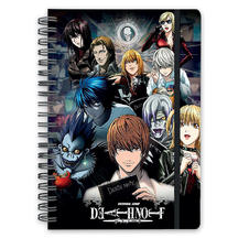 Calepin Din A5 Death Note
