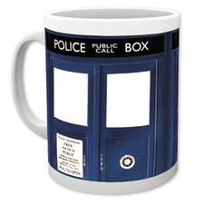 "Tasse Doctor Who ""Tardis"""