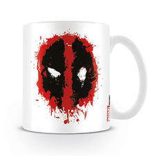 "Tasse Deadpool ""Splat Face & Logo"""