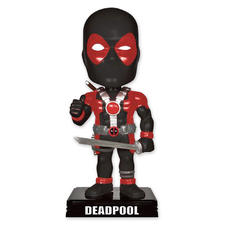 Figurine mobile Wacky Wobbler Marvel Deadpool