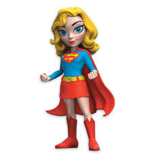 "Figurine vinyle DC Comics Rock Candy ""Supergirl"""