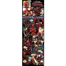 Poster Deadpool Bande dessinée