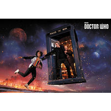 Poster Doctor Who -