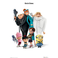 Poster Despicable Me 3 -